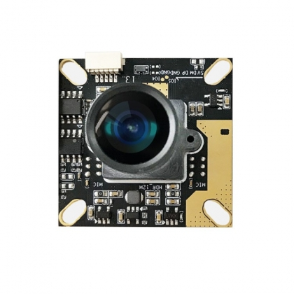security camera printed circuit board assembly